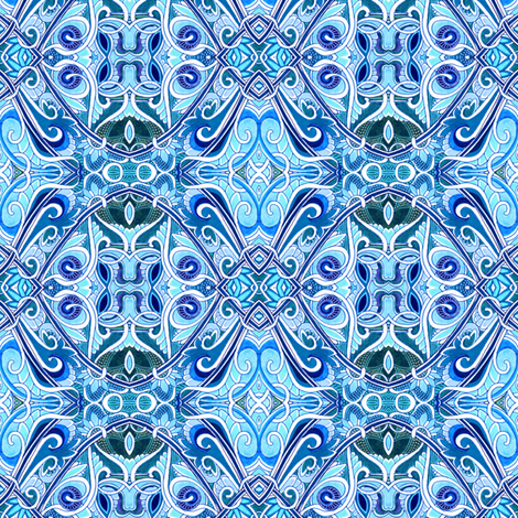 The Patch Hatch fabric by edsel2084 on Spoonflower - custom fabric