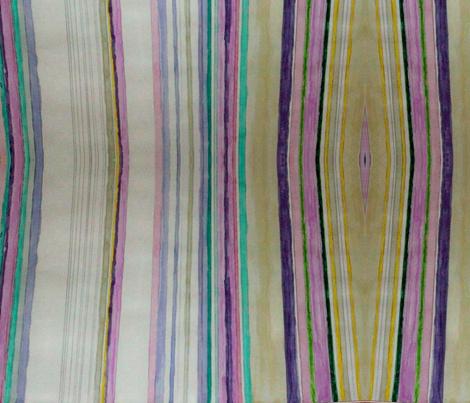 stripes and curves fabric by rachana on Spoonflower - custom fabric
