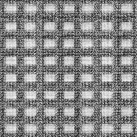 Gridlock in Gray fabric by anniedeb on Spoonflower - custom fabric