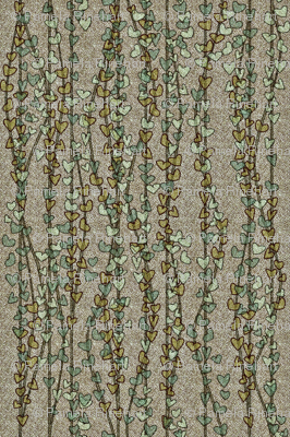 klimt vines earthen
