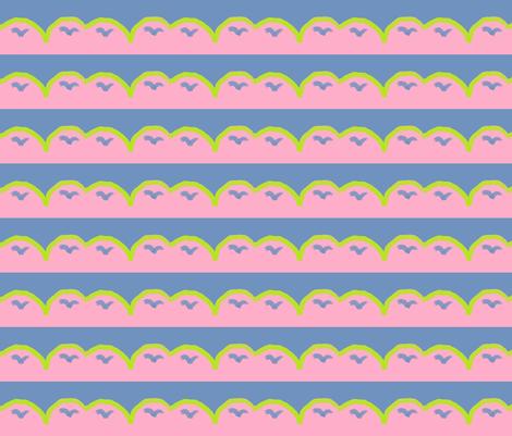 UnderSunset fabric by _alyonushka on Spoonflower - custom fabric