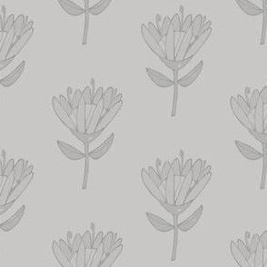 flowergrey