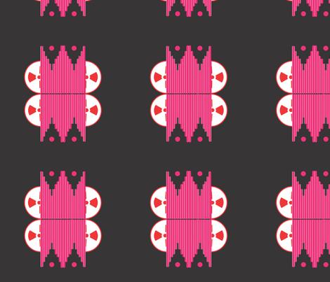 CyberPrintPattern8x8 fabric by dunkle_liebe on Spoonflower - custom fabric
