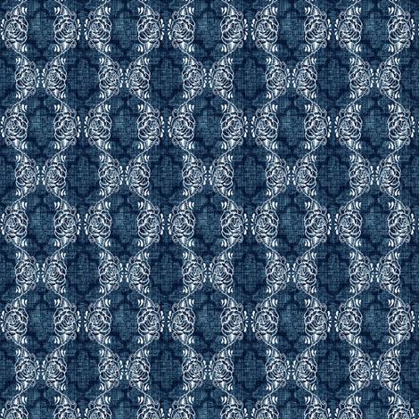 moonlight trellis fabric by keweenawchris on Spoonflower - custom fabric