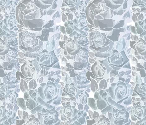Rose-Pillars fabric by weezygrapes on Spoonflower - custom fabric