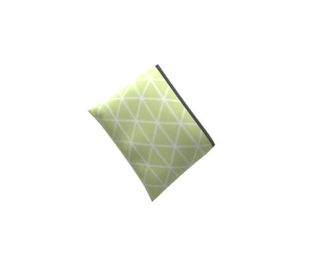 Triangle Citrus Green