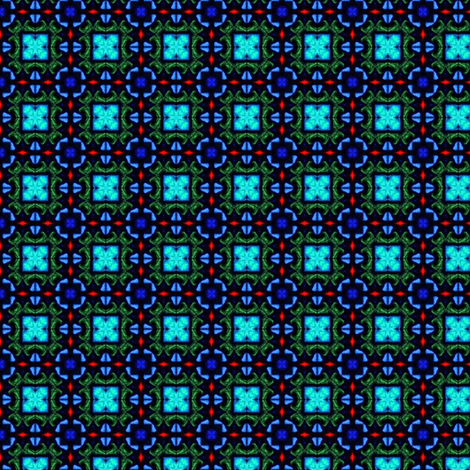Weaving Glass (Large) fabric by stitchinspiration on Spoonflower - custom fabric