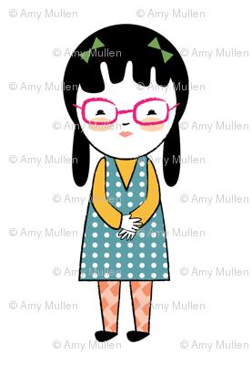 Geek Chic Blue Dress