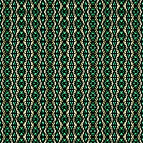 Wheat Stripe fabric by stitchinspiration on Spoonflower - custom fabric