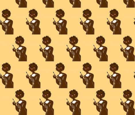 chocolate_20 fabric by vnewton on Spoonflower - custom fabric