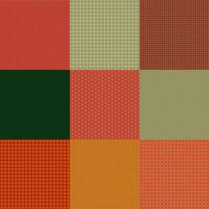 "Shandon Beauties Solids Sampler - 6"" Squares"