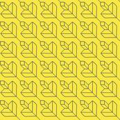 black work - yellow, grey
