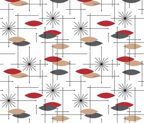 Orbs #4 (large) fabric by tonyanewton on Spoonflower - custom fabric