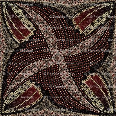 spindots afrikans garnet