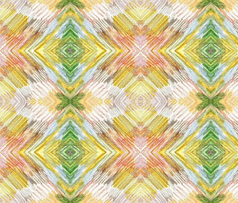 feathers 3 fabric by sewbiznes on Spoonflower - custom fabric