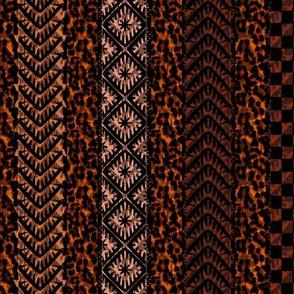 african_stripes madder