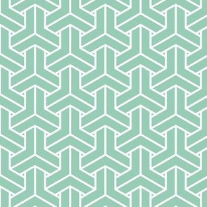 bishamon solid in jade