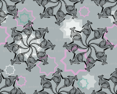 Star Wallabies