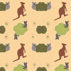 aussie-pattern_peach