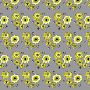 Deco Marigolds