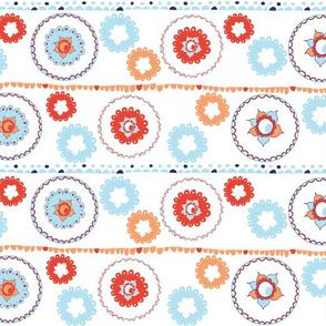 Kaleidoscope Stripes