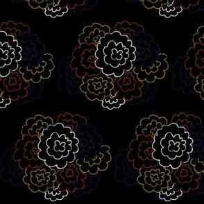 Deco Multi Flowers