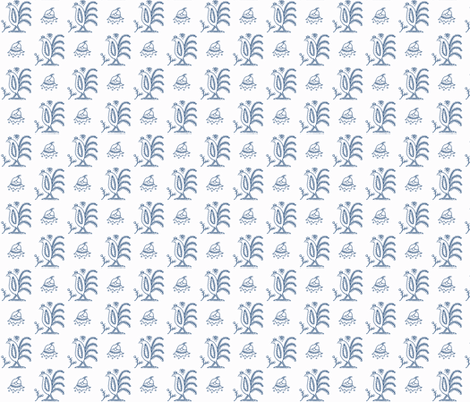 swedish_chick-ch fabric by mybohohome on Spoonflower - custom fabric