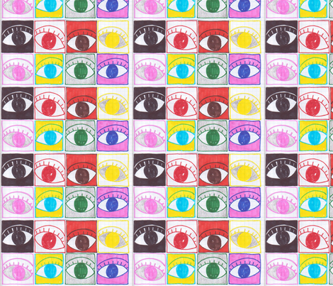 Color_Duplicity fabric by marlasnyder on Spoonflower - custom fabric