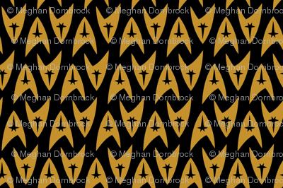 Star Trek TOS Command Insignia