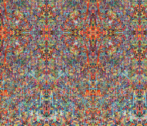 Acid Rain fabric by katie_troisi on Spoonflower - custom fabric