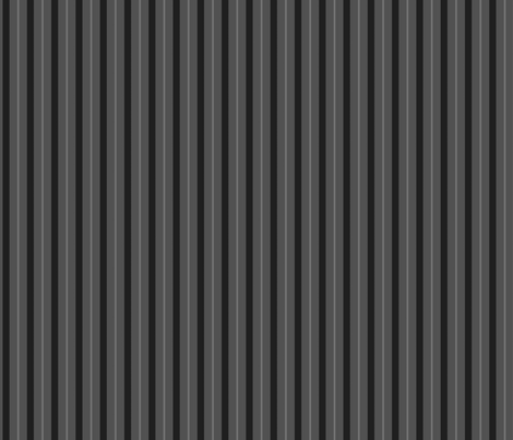 Klingon Stripe - Grey, Small fabric by meglish on Spoonflower - custom fabric