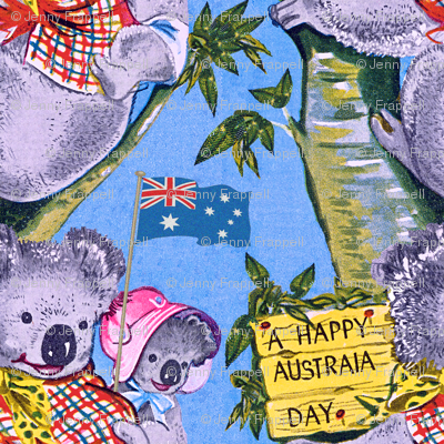 Australia Day Koalas ©indigodaze2013
