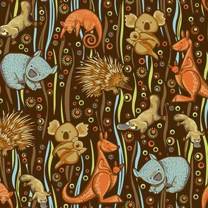 Aussie animal friends
