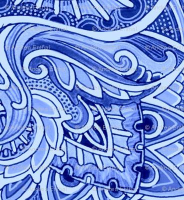 Midnight Swirl