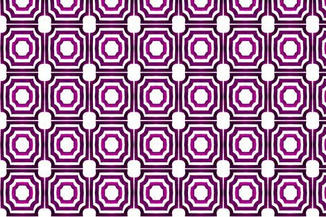 cestlaviv_BLACKberry (formerly raspberry)  fabric by cest_la_viv on Spoonflower - custom fabric