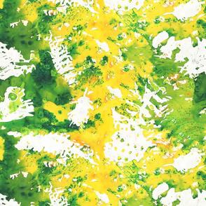 Watercolour Tropical