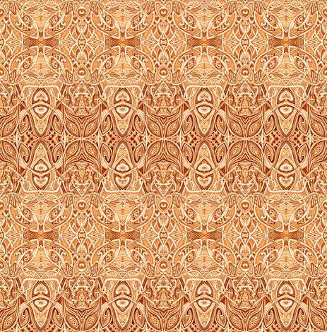 Moorish Sands fabric by edsel2084 on Spoonflower - custom fabric