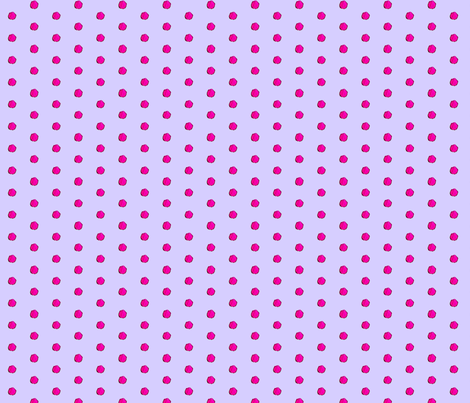 Lilly Dot fabric by a_designs on Spoonflower - custom fabric