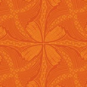spindots afrikans tangerine