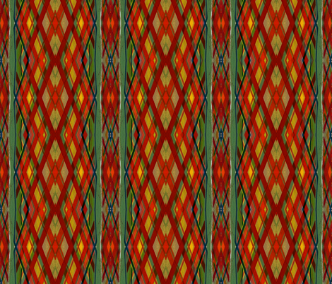 Mad Plaid  fabric by whimzwhirled on Spoonflower - custom fabric