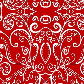 Silent Era, Ruby Red