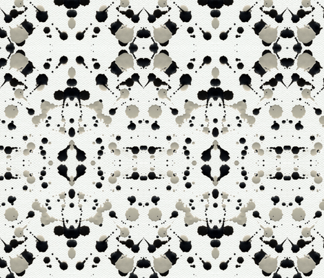 Marble Tears, White fabric by janet_antepara on Spoonflower - custom fabric
