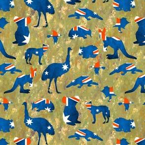 Australian animals of course