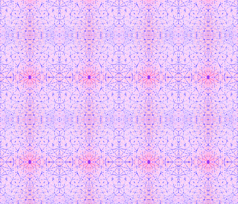 Web in Purple and Pink fabric by claudiaowen on Spoonflower - custom fabric