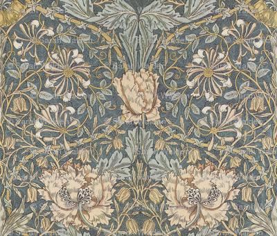William Morris ~ Honeysuckle