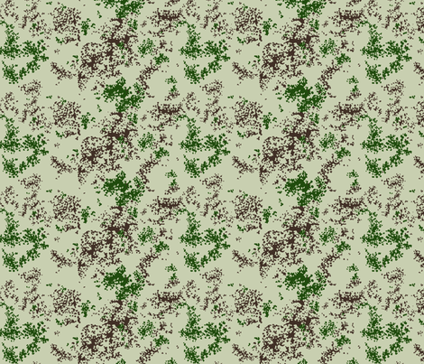 1/6 Scale German Desert Flecktarn fabric by ricraynor on Spoonflower - custom fabric