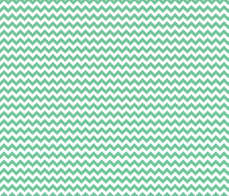 Oh Suzani Citrus Blue Chevron fabric by heather_b_design on Spoonflower - custom fabric