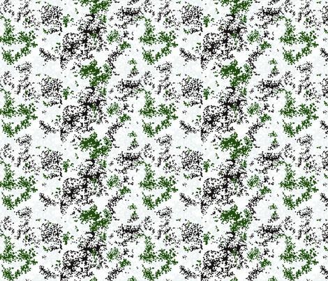 1/6 Scale Snow Flecktarn Camo fabric by ricraynor on Spoonflower - custom fabric