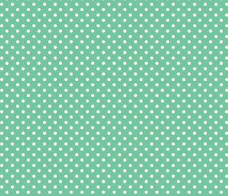 Oh Suzani Citrus Blue Dot fabric by heather_b_design on Spoonflower - custom fabric