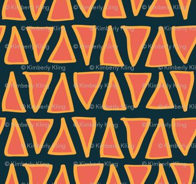 Large Desert Triangles
